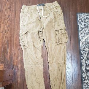 American Eagle Cargo Jogger Pants M